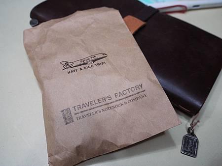 Traveler's Factory客製印章