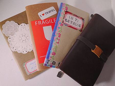 TRAVELER'S notebooks