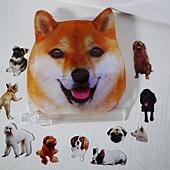 Mark's柴袋貼紙