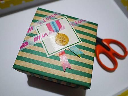 金音My Green Garden花園包裝盒