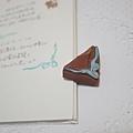蝴蝶結邊框章