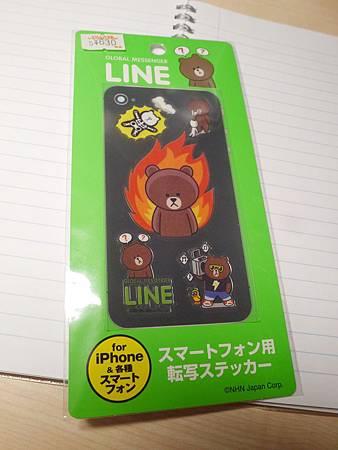 LINE手機貼紙