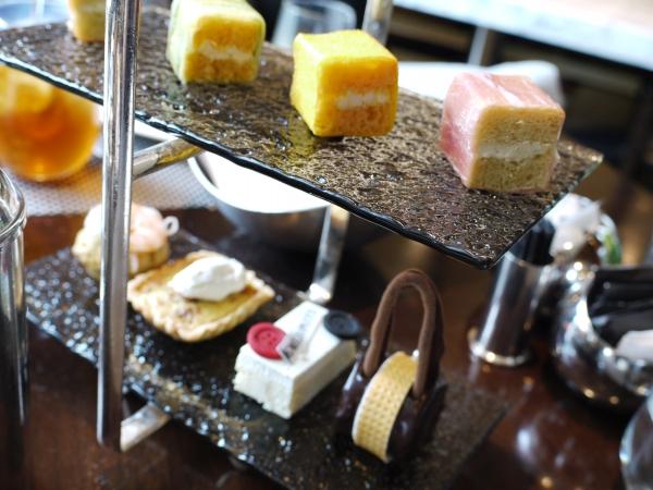 東方文華酒店下午茶