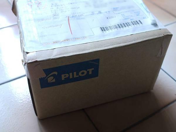 來了!PILOT小箱子