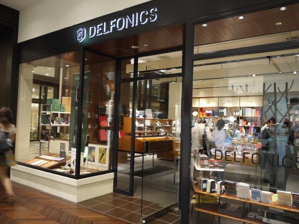 Delfonics丸之內店