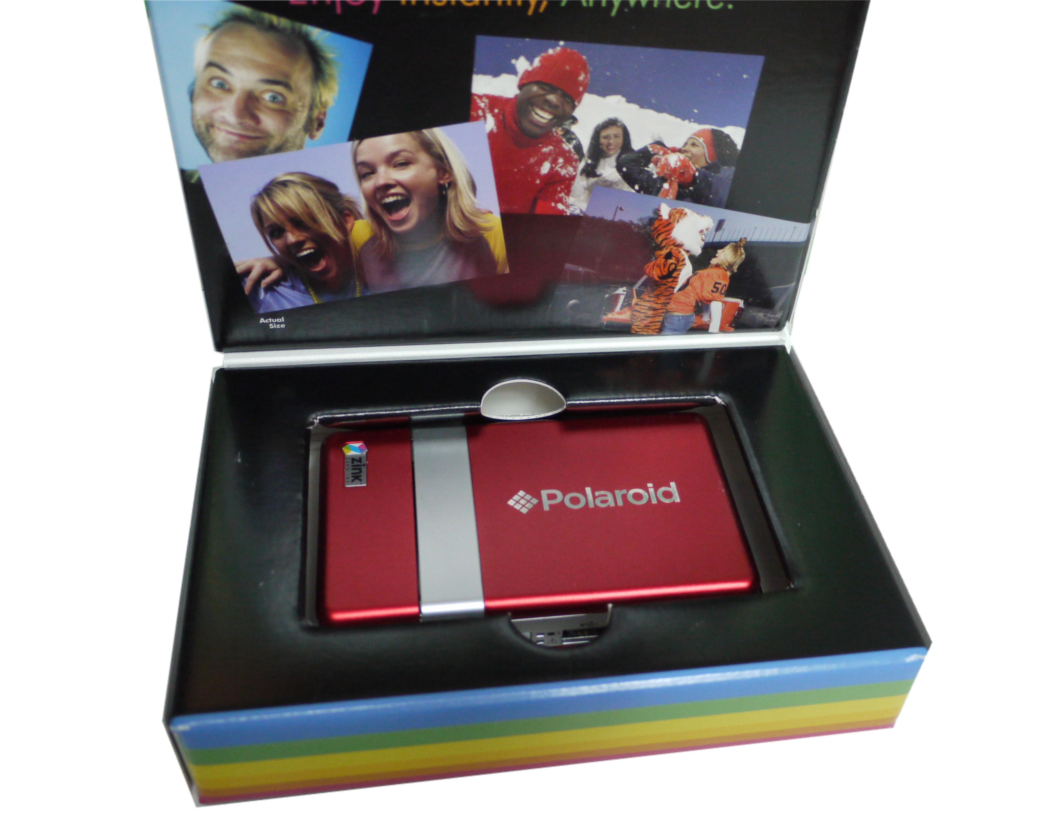 Polaroid POGO入手
