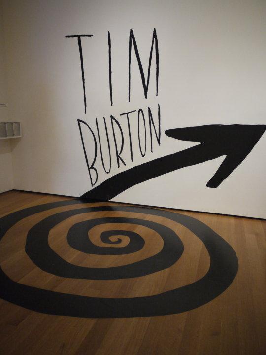 MoMA的Tim Burton展