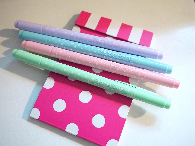 Q-lia粉彩色筆