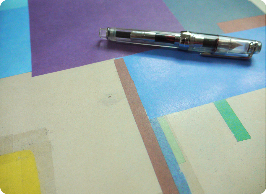 倉敷意匠包裝紙