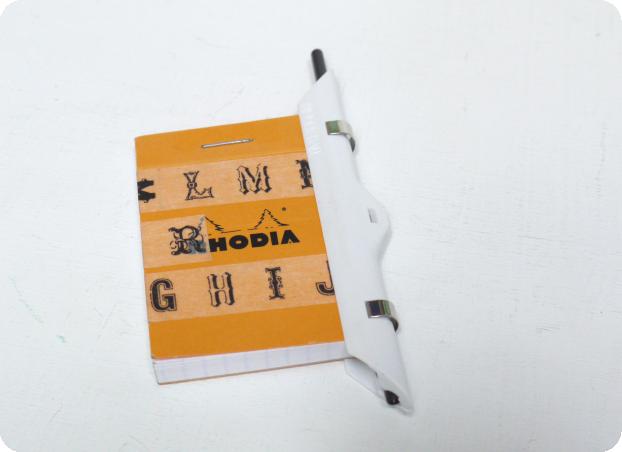 Rhodia no.10與Binderball