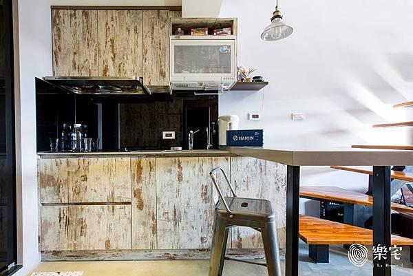 樂宅系統傢俱室內設計工業風新店系統傢俱