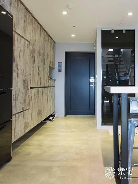 樂宅系統櫃室內設計工業風新店系統傢俱