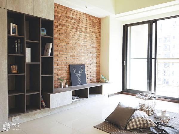新店系統傢俱 樂宅設計 系統家具 系統櫃 室內設計 室內裝修 系統櫃設計 林口合宜 名軒快樂家