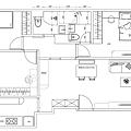 樂宅系統家具設計 新店系統傢俱 中和舊翻新 三房兩廳 兩房兩廳 自主裝修