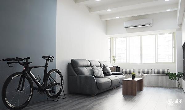 樂宅系統家具設計 系統傢俱 中和大順名門舊翻新 三房兩廳 兩房兩廳 自主裝修