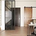 樂宅系統家具設計 系統傢俱 五股上河園 新成屋 三房兩廳 兩房兩廳 自主裝修