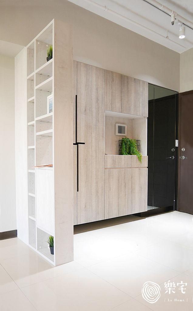 樂宅設計評價  樂宅系統家具設計 系統傢俱 三峽北大隆恩  新成屋 兩房兩廳 三房兩廳 自主裝修