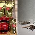 愛啡客現烘咖啡 商業空間改造 品牌包裝設計