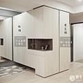 樂宅設計 桃園蘆竹 中悅凱薩春天 三房兩廳舊翻新 系統櫃設計 三面櫃