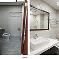 樂宅設計 桃園蘆竹 中悅凱薩春天 三房兩廳舊翻新 系統櫃設計 主浴前後