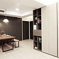中悅凱薩 三房兩廳 樂宅設計