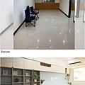 客廳 景美金運金- 三房兩廳24坪舊屋翻新