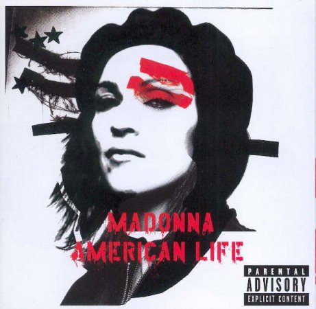 American Life的專輯封面
