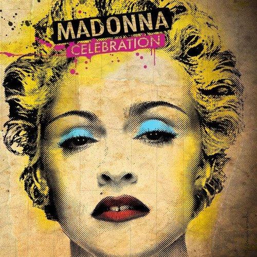 Madonna專輯Celebration封面