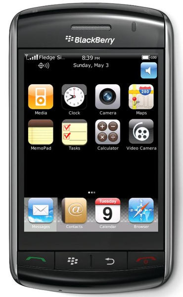 iBerry theme