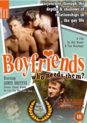 Boyfriends(情色男人)
