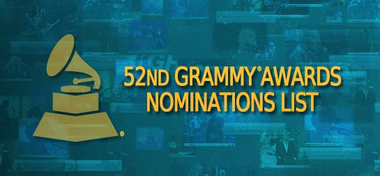 52nd Grammy Awards