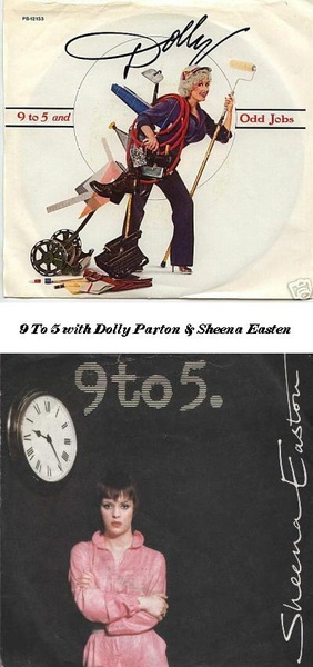 9 To 5 with Dolly & Sheena