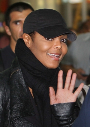 Janet Jackson arrived at Taiwan.jpg