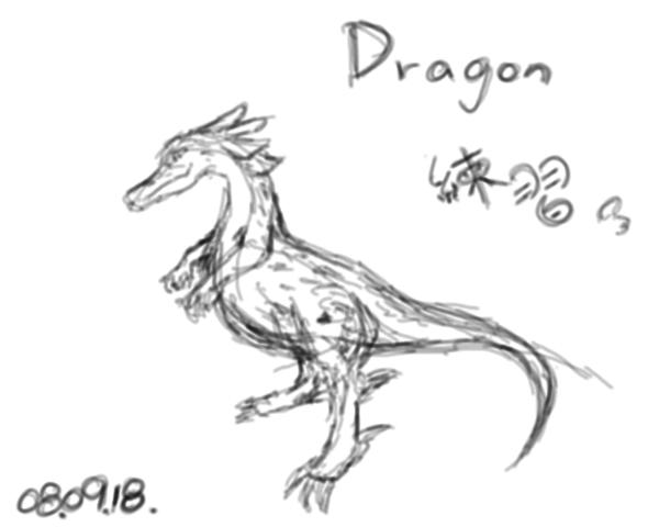 龍阿龍阿~恐龍也是龍阿!(其實是Dinosaur才對吧?