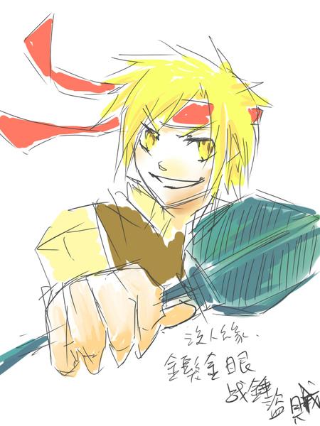 又是日本人做的測驗、誰可以告訴我為什麼盜賊手上拿錘啊?(自己在RPG中的角色)
