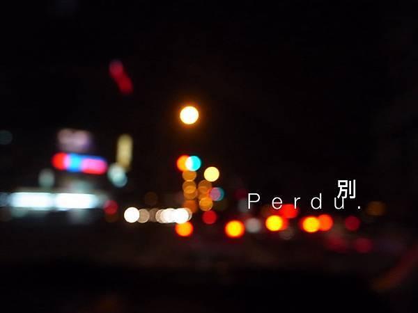 PERDU