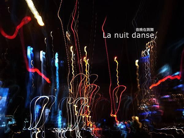 la nuit danse