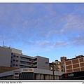 回家的時候還是一樣藍<可是其他部分就是陰天了>