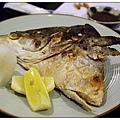 鹽烤Kingfish頭