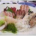 中盤生魚片