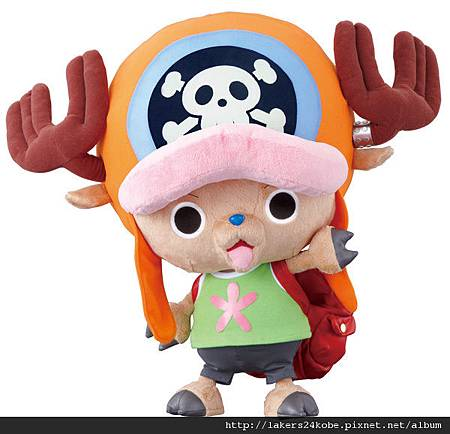 STUFFED Collection TONYTONY.CHOPPER STRONG WORLD ver.