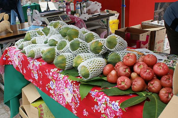 在地的水果.JPG