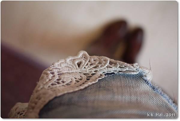 蕾絲牛仔短褲 (11).JPG