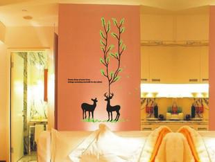 壁貼-糜鹿童話