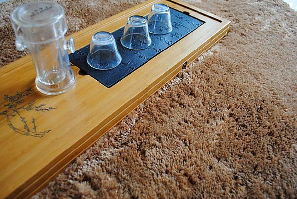 絲毛防滑地毯2