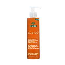 NUXE - 蜂蜜溫和卸妝潔面凝膠
