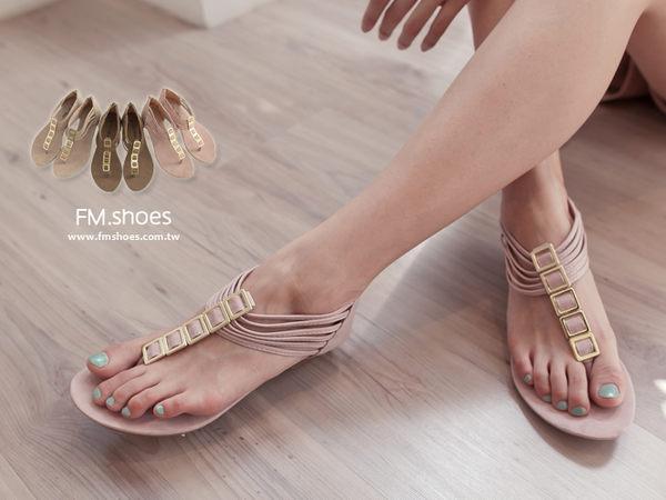 FM法式低跟鞋 (1)