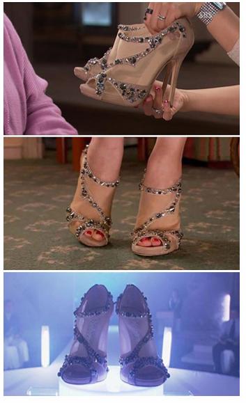 檢察官水鑽跟鞋 (1)