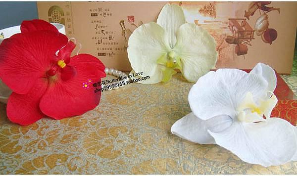 新娘頭花 (4)