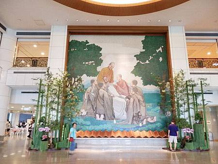 慈濟醫院台北分院入口大廳.JPG